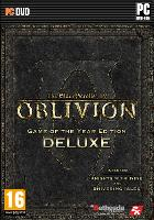 The Elder Scrolls IV: Oblivion Game of the Year Edition Deluxe (PC DIGITAL) (PC)