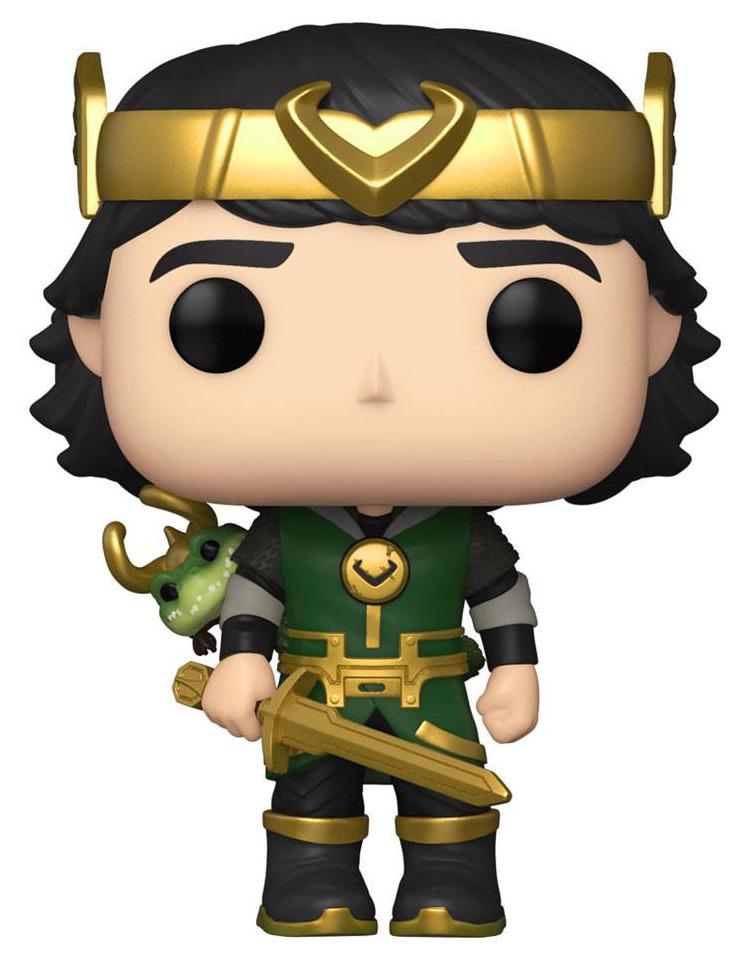Figurka Marvel: Loki - Kid Loki (Funko POP! Marvel 900)