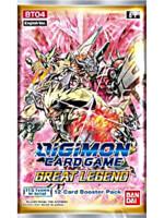 Karetní hra Digimon Card Game - Great Legend Booster