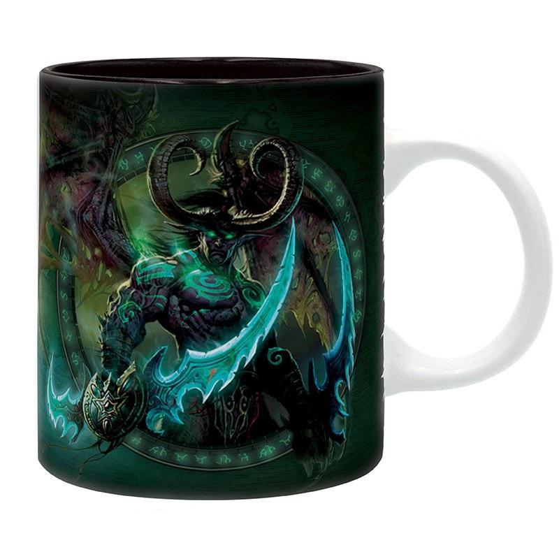 Hrnek World of Warcraft - Illidan