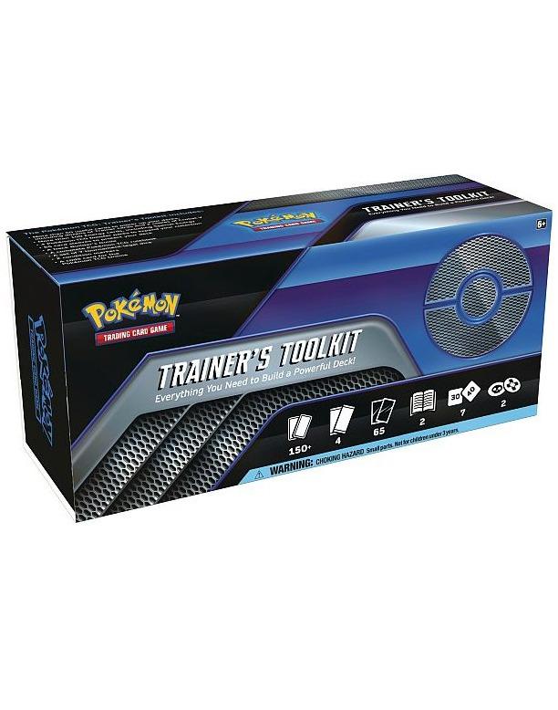 Karetní hra Pokémon TCG - Trainers Toolkit