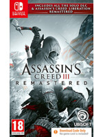Assassins Creed 3 Remastered (Code in Box) (SWITCH)