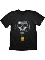 Tričko Call of Duty: Warzone - Skull (velikost S)