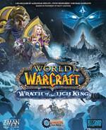 Desková hra Pandemic World of Warcraft: Wrath of the Lich King EN