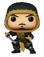 Figurka Mortal Kombat - Scorpion Chase (Funko POP! Movies 1055) (poškozený obal)