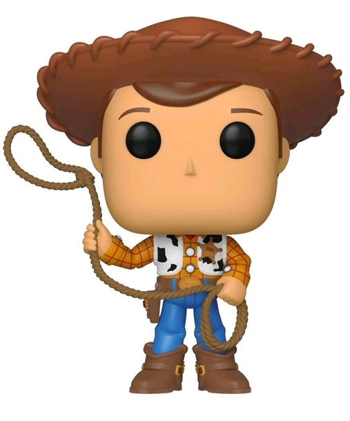 Figurka Toy Story 4 - Sheriff Woody (Funko POP! Disney 522)