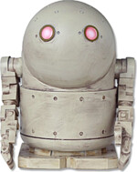 Pokladnička NieR Automata - Machine Lifeform