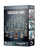 W40k: Start Collecting Thousand Sons (21 figurek)