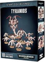 W40k: Start Collecting Tyranids (10 figurek)