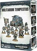 W40k: Start Collecting Militarum Tempestus (12 figurek)