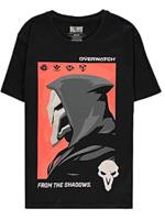 Tričko Overwatch - Reaper (velikost S)