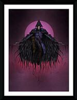 Zarámovaný plakát Xzone Originals - Hunter