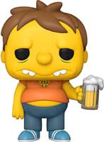 Figurka Simpsons - Barney Gumble (Funko POP! Television 901) (poškozený obal)