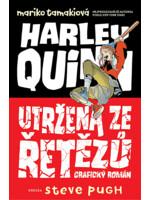 Komiks Harley Quinn: Utržená ze řetězů
