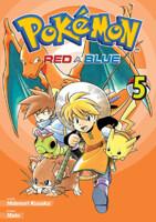 Komiks Pokémon - Red a Blue 5