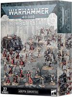 W40k: ADEPTA SORORITAS - Combat Patrol (27 figurek)