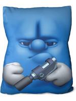 Polštář Bulánci - Modrý