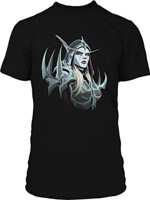 Tričko World of Warcraft - Shadowlands Banshee Queen (velikost S)