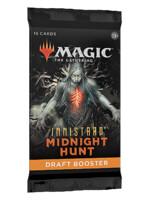 Karetní hra Magic: The Gathering Innistrad: Midnight Hunt - Draft Booster
