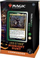 Karetní hra Magic: The Gathering Innistrad: Midnight Hunt - Coven Counters (Commander Deck)