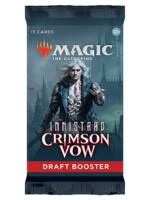 Karetní hra Magic: The Gathering Innistrad: Crimson Vow - Draft Booster (15 karet)