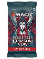Karetní hra Magic: The Gathering Innistrad: Crimson Vow - Set Booster (12 karet)