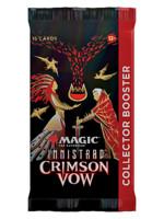 Karetní hra Magic: The Gathering Innistrad: Crimson Vow - Collector Booster (15 karet)