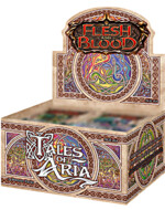 Karetní hra Flesh and Blood TCG: Tales of Aria - 1st Edition Booster Box (24 boosterů)