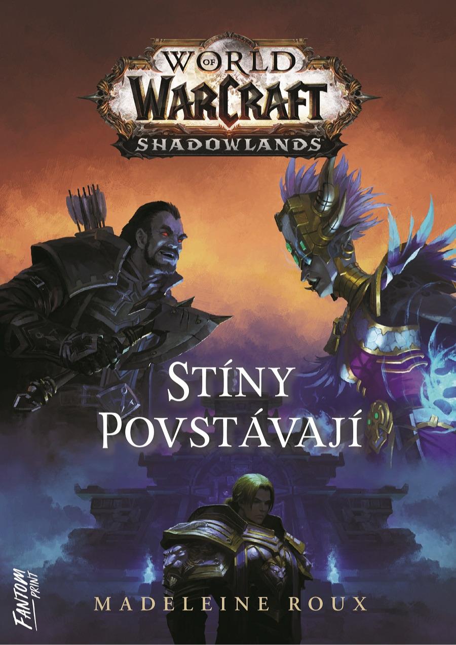 Kniha Warcraft - Stíny povstávají