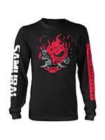 Tričko Cyberpunk 2077- Cool Metal Fire