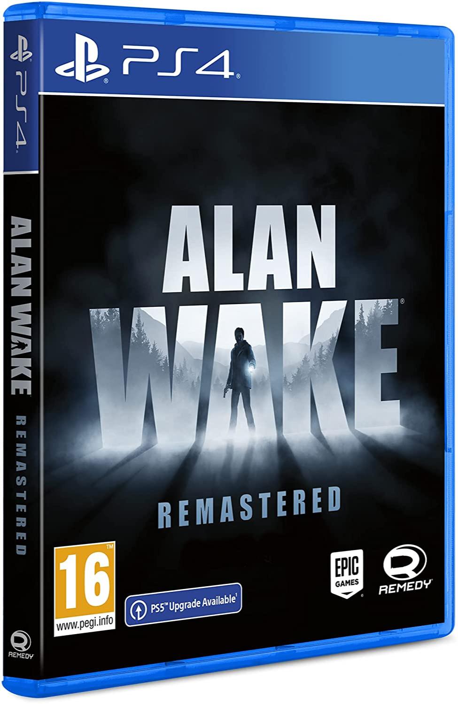 Alan Wake Remastered (PS4)