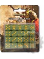 Kostky Warhammer Age of Sigmar - Orruk Warclans (20 ks)
