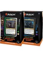 Karetní hra Magic: The Gathering Innistrad: Midnight Hunt - Commander Deck Set