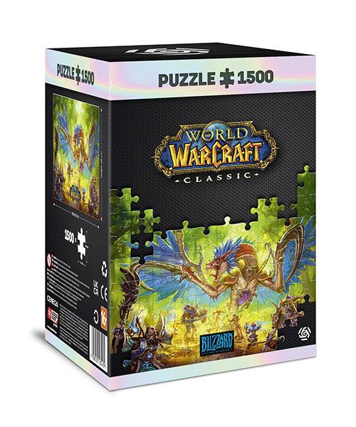Puzzle World of Warcraft Classic - Zul Gurub (Good Loot)