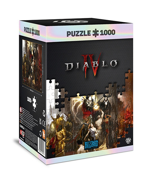 Puzzle Diablo IV - Birth of Nephalem (Good Loot)