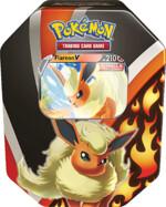Karetní hra Pokémon TCG - Eevee Evolution Tin Flareon V