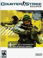 Counter-Strike: Source DVD