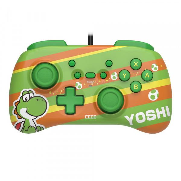 Ovladač Horipad Mini - Yoshi (Super Mario Series) (SWITCH)