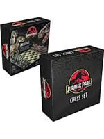 Šachy Jurassic Park