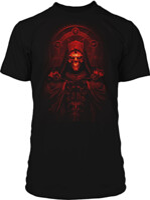 Tričko Diablo II: Resurrected - Blood to Spill (velikost L)