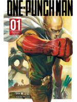 Komiks One-Punch Man 1: Jednou ranou