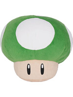 Plyšák Mario - Green Mushroom