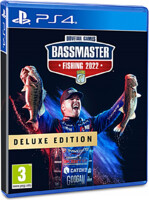 Bassmaster Fishing - Deluxe Edition (PS4)