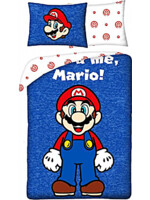 Povlečení Super Mario - Its Me, Mario!