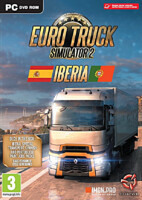Euro Truck Simulator 2: Iberia - Special Edition (PC)