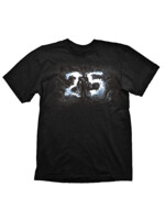 Tričko Doom - 25th Anniversary (velikost S)