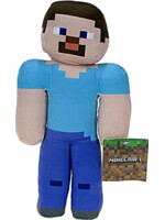 Plyšák Minecraft - Steve (35 cm)