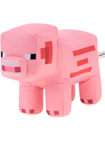Plyšák Minecraft - Pig (26 cm)