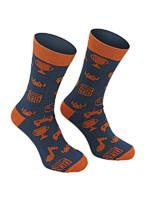 Ponožky Xzone Originals - Pixelart (velikost 36/41)