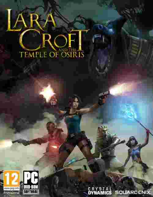 Lara Croft and the Temple of Osiris: Season Pass (PC) DIGITAL